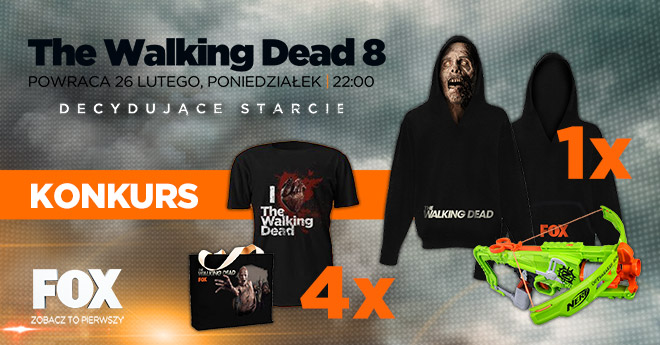 The Walking Dead w JAMBOX