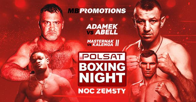 Polsat Boxing Night: Noc Zemsty
