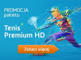 Promocja pakietu Tenis Premium HD