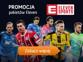 Promocja pakietu Eleven HD