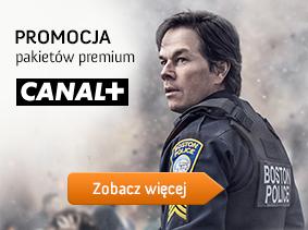 Promocja pakietów CANAL+