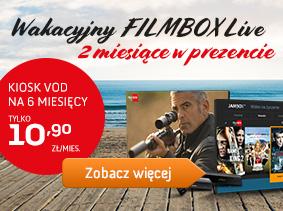 Wakacyjny FILMBOX Live