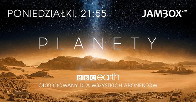 Okno otwarte BBC Earth
