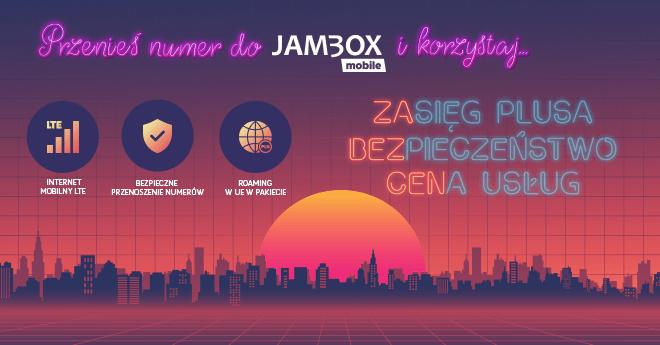 JAMBOX mobile