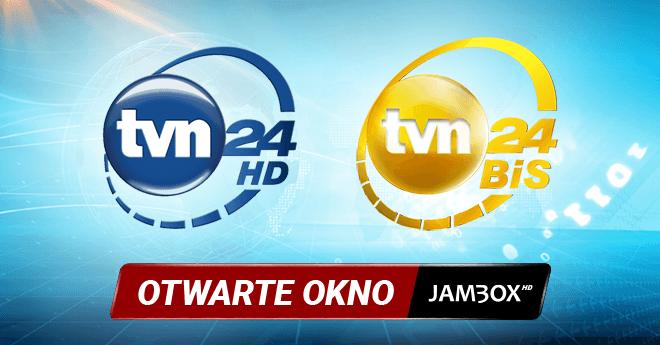 Otwarte okno TVN24