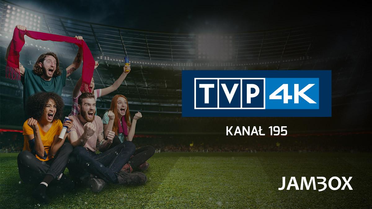 TVP 4K w JAMBOX!
