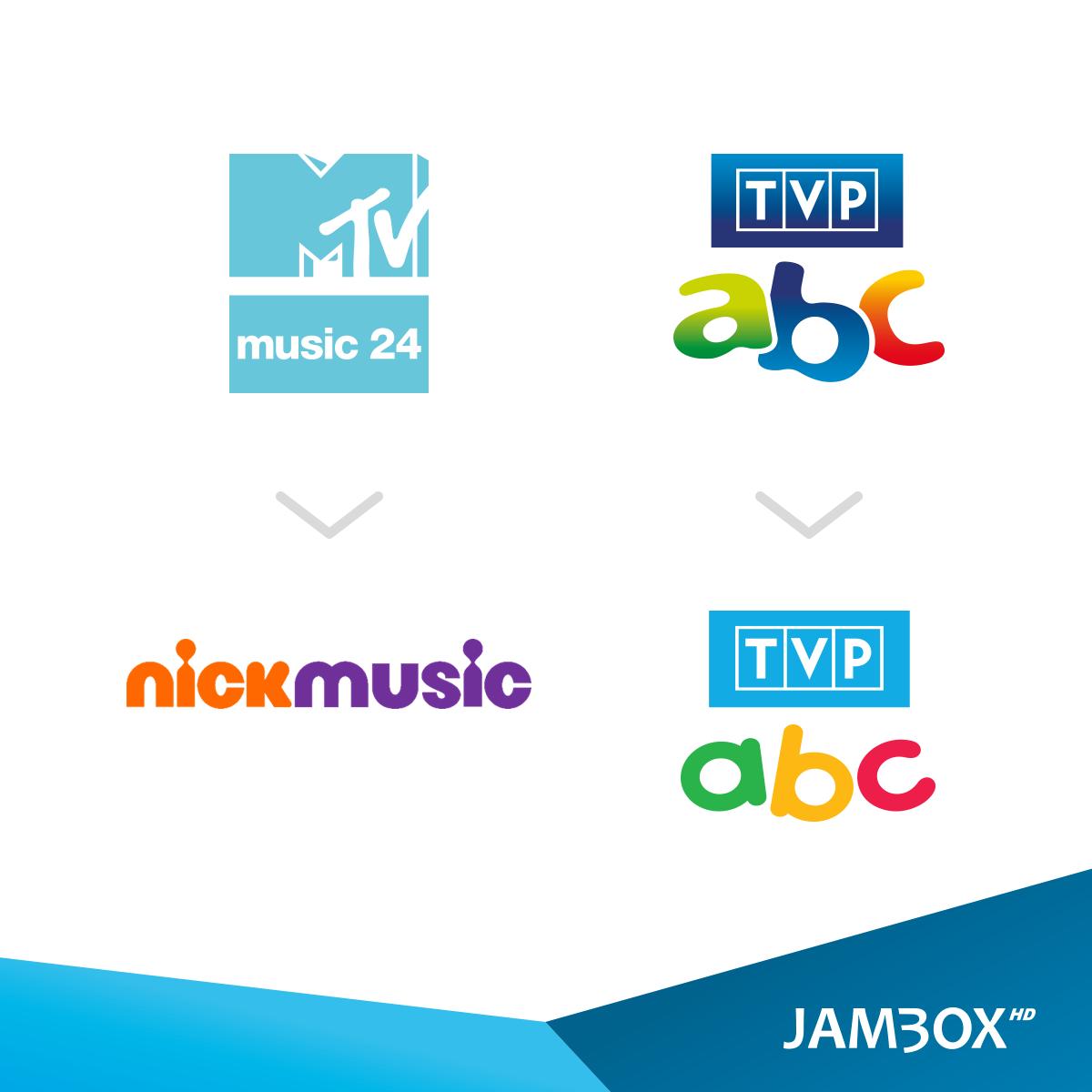 NickMusic i TVP ABC