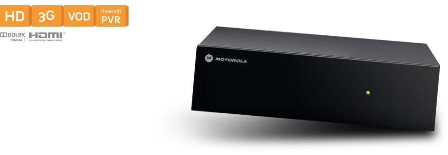 Motorola 1963 HD z dyskiem